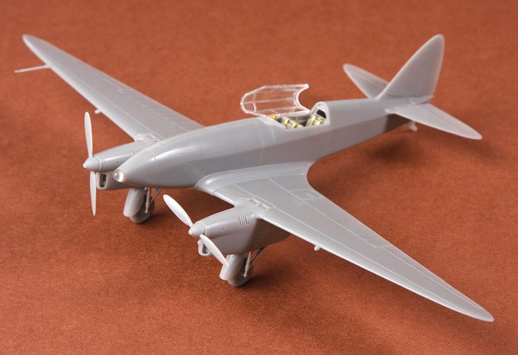 De Havilland Dh 72 Scale