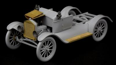 Ford Model T basic update set for ICM kit