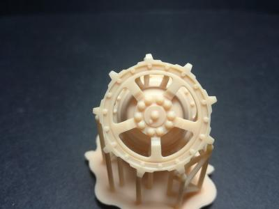 Sd.Kfz. 182 King Tiger drive sprocket for Meng kit (Type B)