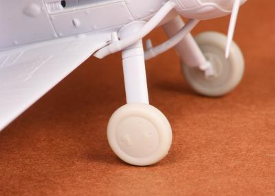 Gloster Gladiator wheels (covered) for Airfix kit