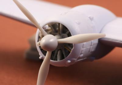 Bristol Blenheim propeller set (Finnish version with VL spinner)