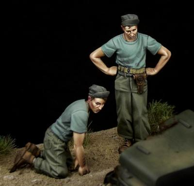 USMC Mechanics WW II