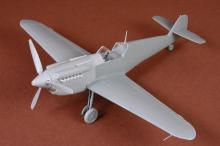 Hispano HA-1112 M1L conversion set for Hasegawa kit