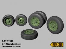 U-125A wheel set for Sword kit