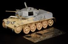 Stridsvagn m/38 Swedish tank conversion set - COMING SOON!