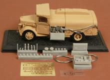 Kfz.385 Opel Blitz tankwagen detail set for Italeri kit