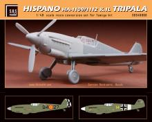 Hispano HA-1109/1112 K.1L Tripala