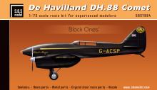 De Havilland DH-88 Comet 'Blacks' full resin kit LIMITED!!!