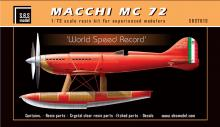 Macchi MC 72 'World Speed Record' full kit