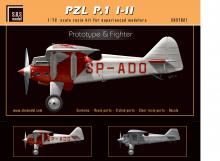 PZL P.1 I/II Prototype & Fighter