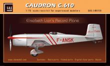 Caudron C.610 'Elisabeth Lion' full kit