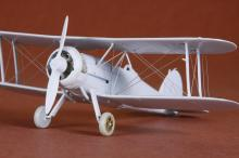 Gloster Gladiator rigging wire set for Airfix kit
