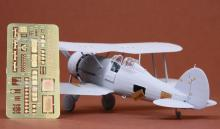 Gloster Gladiator exterior detail set for Airfix kit
