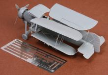 Fairey Swordfish rigging wire set for Airfix kit