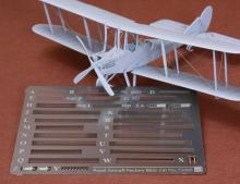 Royal Aircraft Factory BE.2c rigging wire set for Airfix kit
