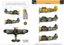 Polikarpov I-153 Chaika Finnish Air Force WWII Vol II.