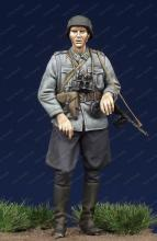 Finnish Officer WW II