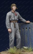 Finnish Tank crewman WW II #1
