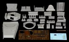 Stridsvagn m/38 Swedish tank conversion set - 1.