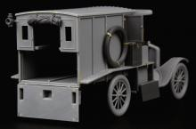 Ford Model T Ambulance update set for ICM kit - 1.