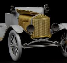 Ford Model T basic update set for ICM kit - 2.