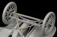Ford Model T basic update set for ICM kit - 5.