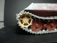 Sd.Kfz. 182 King Tiger drive sprocket for Meng kit (Type A) - 9.