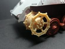 Sd.Kfz. 182 King Tiger drive sprocket for Meng kit (Type A) - 10.