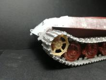 Sd.Kfz. 182 King Tiger drive sprocket for Meng kit (Type A) - 4.