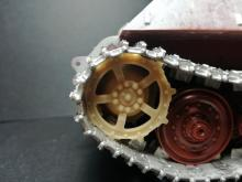 Sd.Kfz. 182 King Tiger drive sprocket for Meng kit (Type B) - 3.