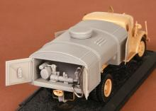 Kfz.385 Opel Blitz T-Soff conversion set for Italeri kit - 2.