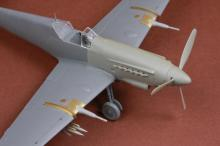 Wing Cannon & Rocket set for HA-1112 Tripala/Buchon Spanish  - 4.