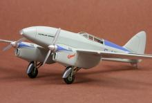 De Havilland DH-88 Comet 'Blacks' full resin kit LIMITED!!! - 11.