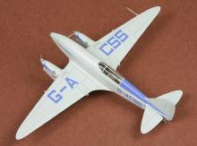 De Havilland DH-88 Comet 'Blacks' full resin kit LIMITED!!! - 14.