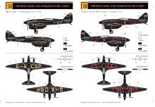 De Havilland DH-88 Comet 'Blacks' full resin kit LIMITED!!! - 2.