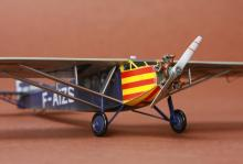 Farman F.190 'Armée de l'Air & Air service' full resin kit - 9.