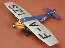 Farman F.190 'Armée de l'Air & Air service' full resin kit - 10.