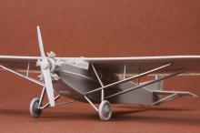 Farman F.190 'Armée de l'Air & Air service' full resin kit - 5.