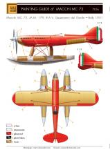 Macchi MC 72 'Early Version' full kit  - 1.