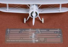 Gloster Gladiator rigging wire set for Airfix kit - 2.