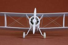 Gloster Gladiator rigging wire set for Airfix kit - 3.