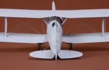Gloster Gladiator rigging wire set for Airfix kit - 4.