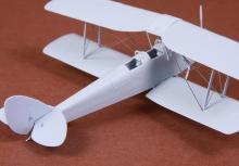 De Havilland DH-82 Tiger Moth rigging & wheel set for Airfix - 1.