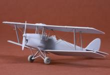 De Havilland DH-82 Tiger Moth rigging & wheel set for Airfix - 3.