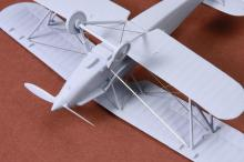 Hawker Demon rigging wire set for Airfix kit - 2.