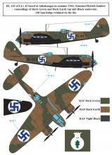 Bristol Blenheim Mk. I-II. in Finnish Service WW II - 2.