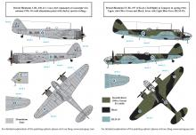 Finnish Bombers - Post War Markings - 1.