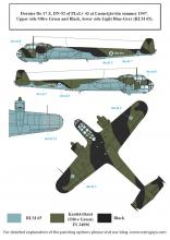 Finnish Bombers - Post War Markings - 2.
