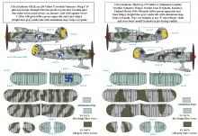 Gloster Gladiator in Swedish Service VOL.II - 3.