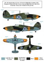 Hawker Hurricane Mk. I in Finnish Service WW II - 2.